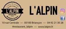 L'alpin restaurant - Briancon